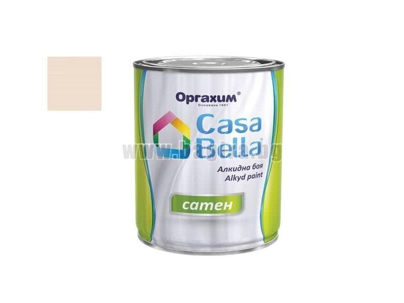 Алкидна боя Casa Bella сатен 0.650 л. Алкидна боя Casa Bella сатен 0.650 л. млечно какаова