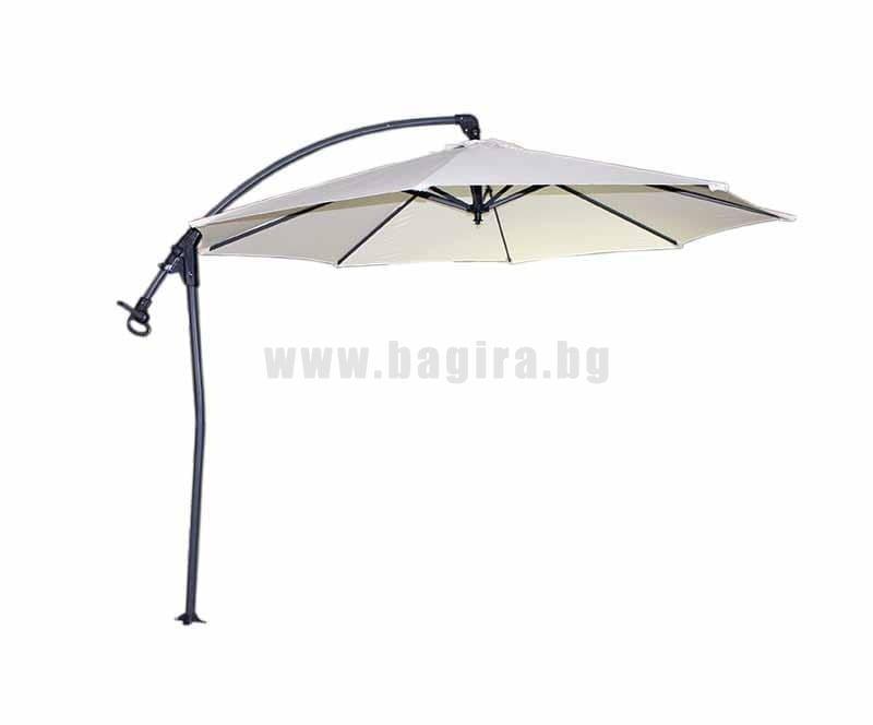 """Градински чадър тип """"Камбана"""""""