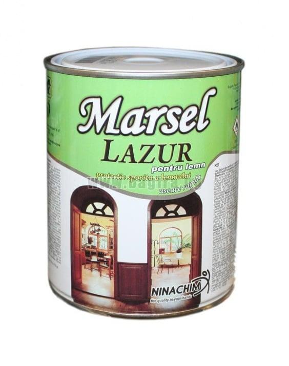 Лазурен лак Marsel - безцветен