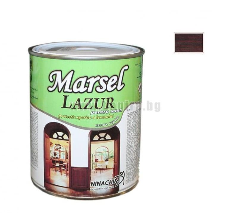 Лазурен лак Marsel  Лазурен лак Marsel - венге