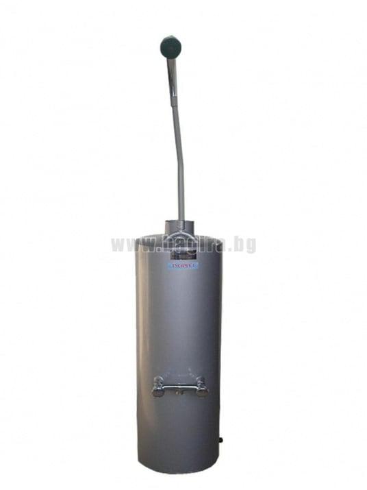 Водосъдържател за бойлер на твърдо гориво 80 литра Тусима - Т