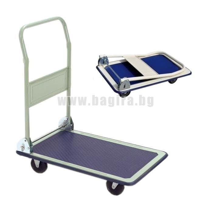 Платформена количка 150 кг.