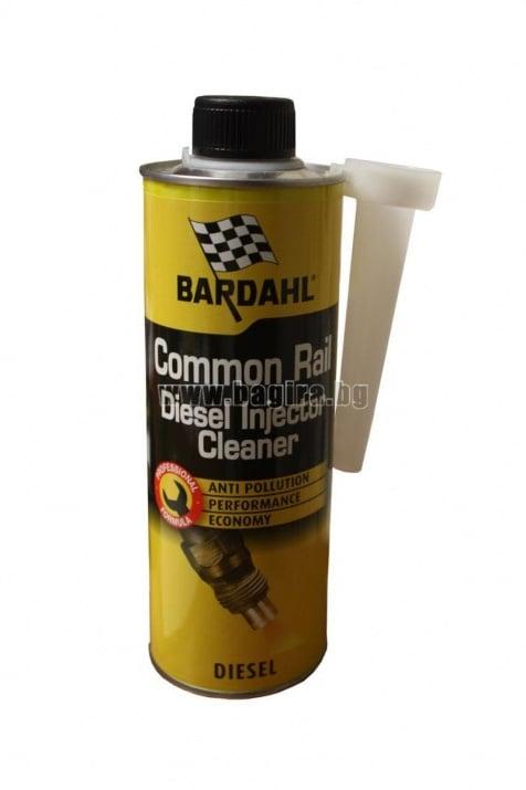 Добавка за почистване на дизелова горивна система 500 мл. Bardahl