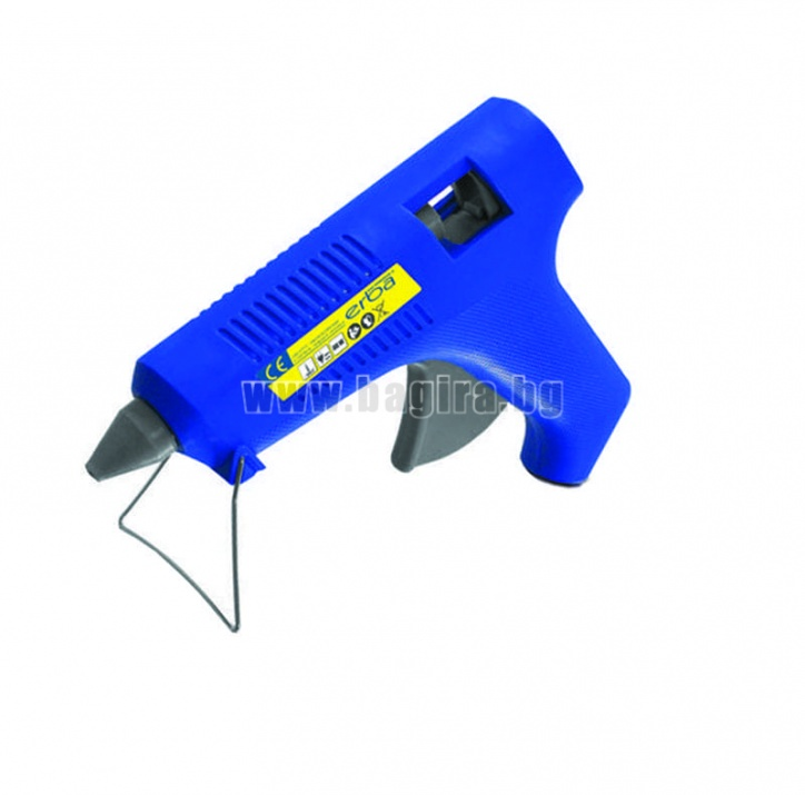 Пистолет за топло лепене 10 W Erba