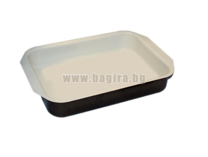 Правоъгълна тава Brio Ceramic 34x24 см.