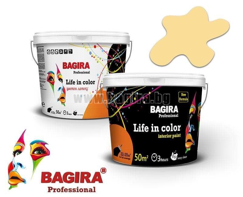 Латекс Bagira 5кг. Латекс Bagira Красив залез 5 кг.