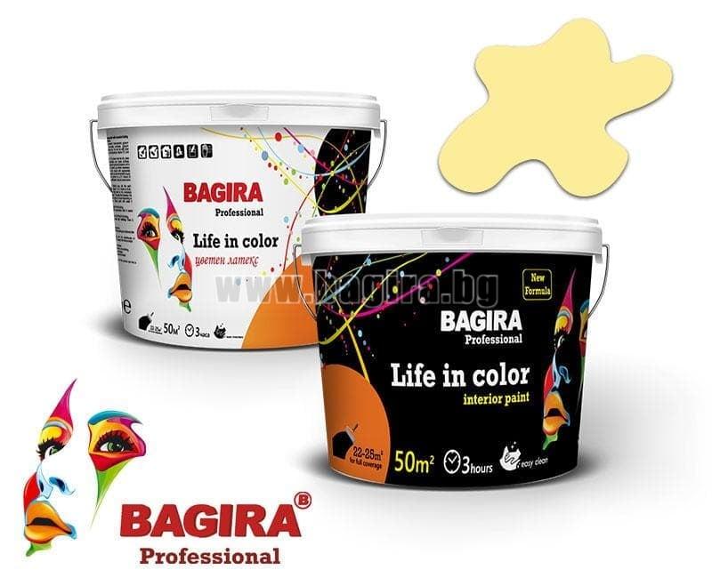 Латекс Bagira 5кг. Латекс Bagira Пъпеш 5 кг.
