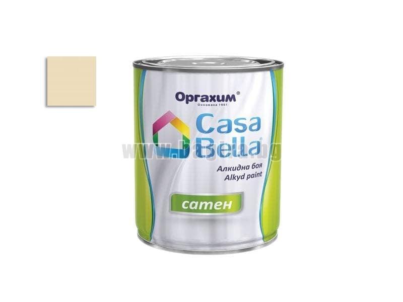 Алкидна боя Casa Bella сатен 0.650 л. Алкидна боя Casa Bella сатен 0.650 л. бежова