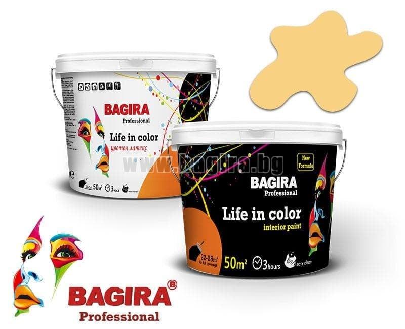 Латекс Bagira 5кг. Латекс Bagira Лятна стихия 5 кг.