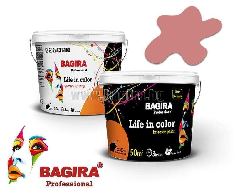 Латекс Bagira 5кг. Латекс Bagira Мечта 5 кг.