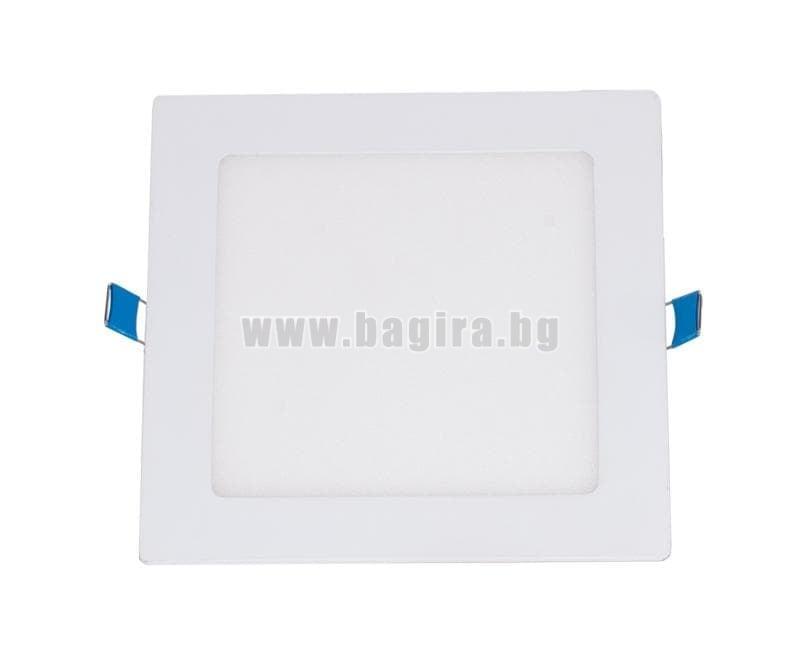 LED панел за вграждане квадрат Vito 6W