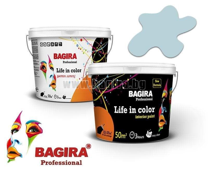 Латекс Bagira 5кг. Латекс Bagira Лагуна 5 кг.