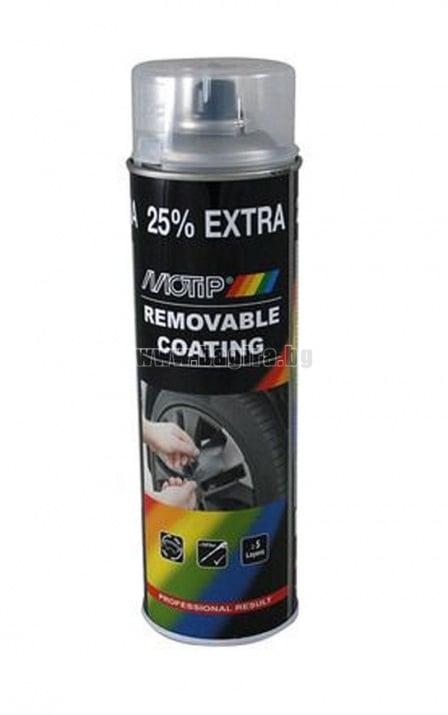 Черен гланц Spray Plast MOTIP