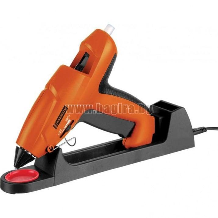 Пистолет за силикон електрически - PREMIUM
