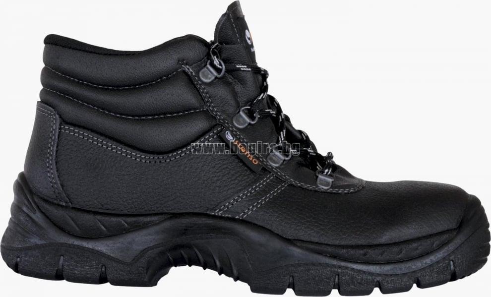 Работни обувки от естествена кожа Stenso №40