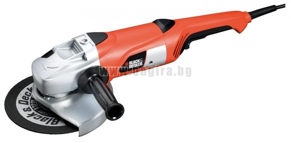 ЪГЛОШЛАЙФ BLACK AND DECKER KG2000