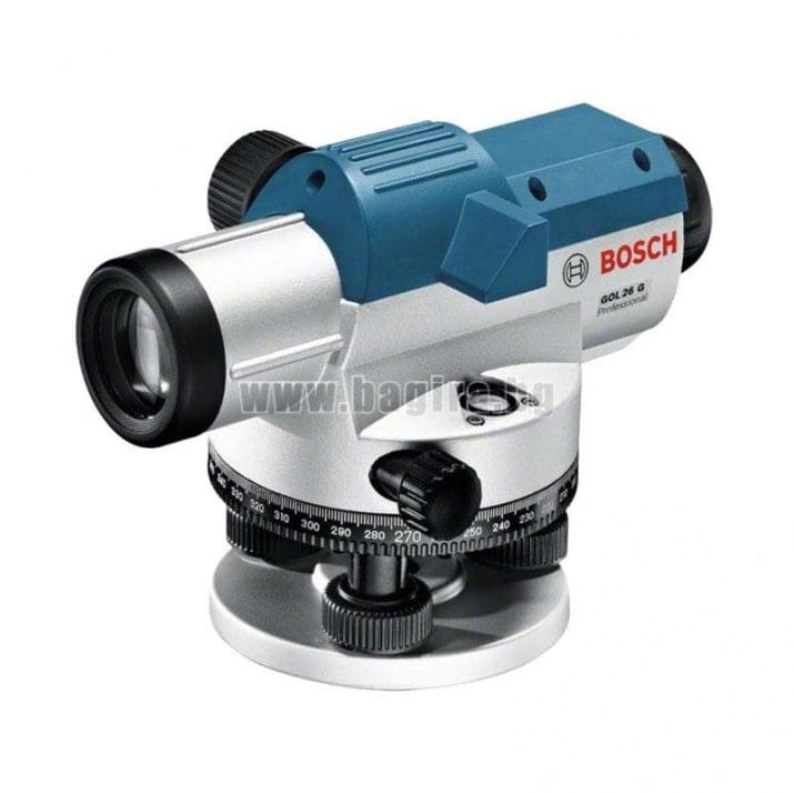 Оптичен нивелир  GOL 26 G Professional - Bosch