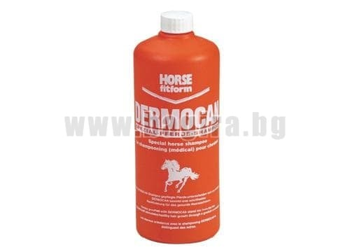 Шампоан за коне Дермокан/Dermocan  0.5 Л.