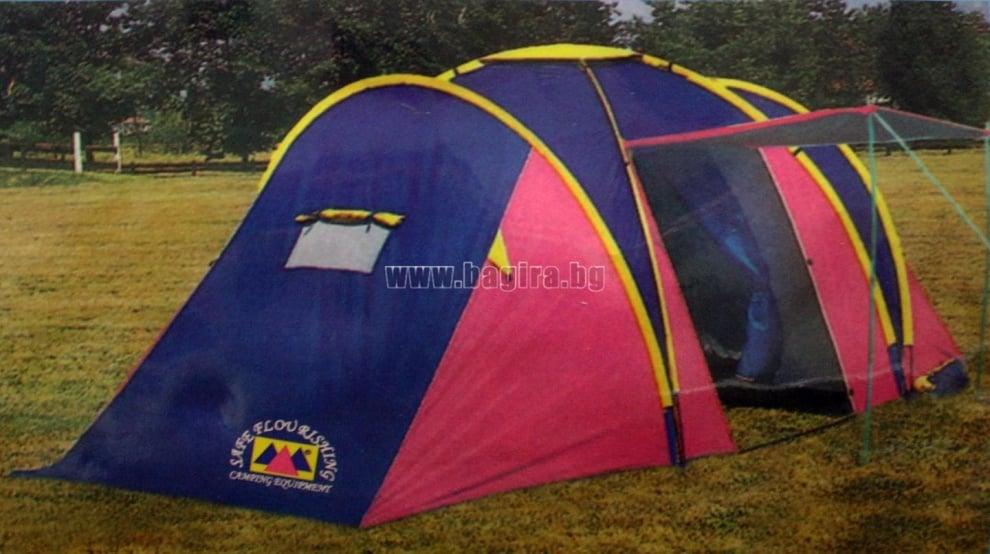 Палатка 9 места Pirea