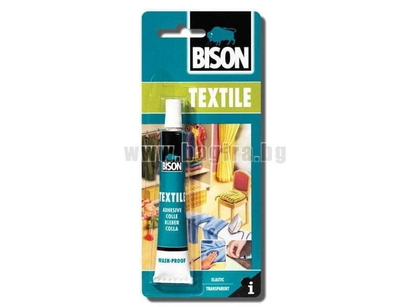 Лепило за текстил Bison