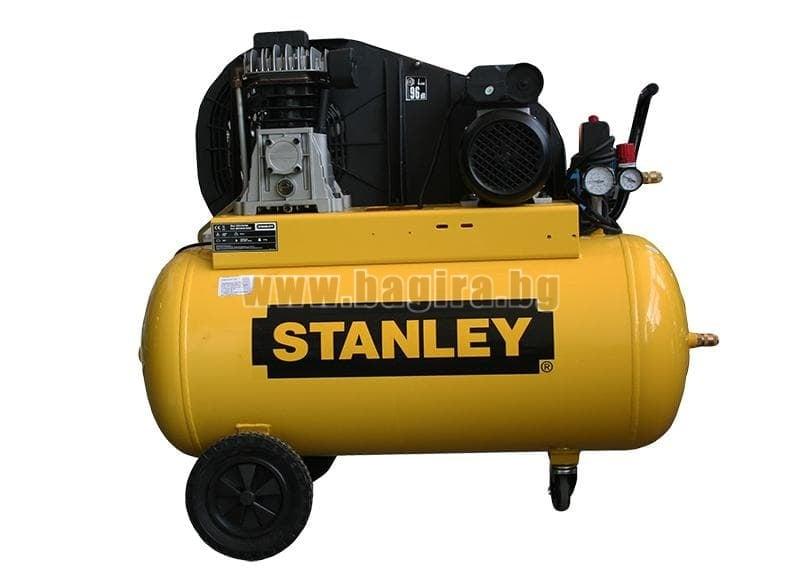 Компресор въздушен 100 л. B251/10/100 - Stanley