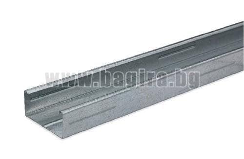 Метални профили за сухо строителство CD 60x3000