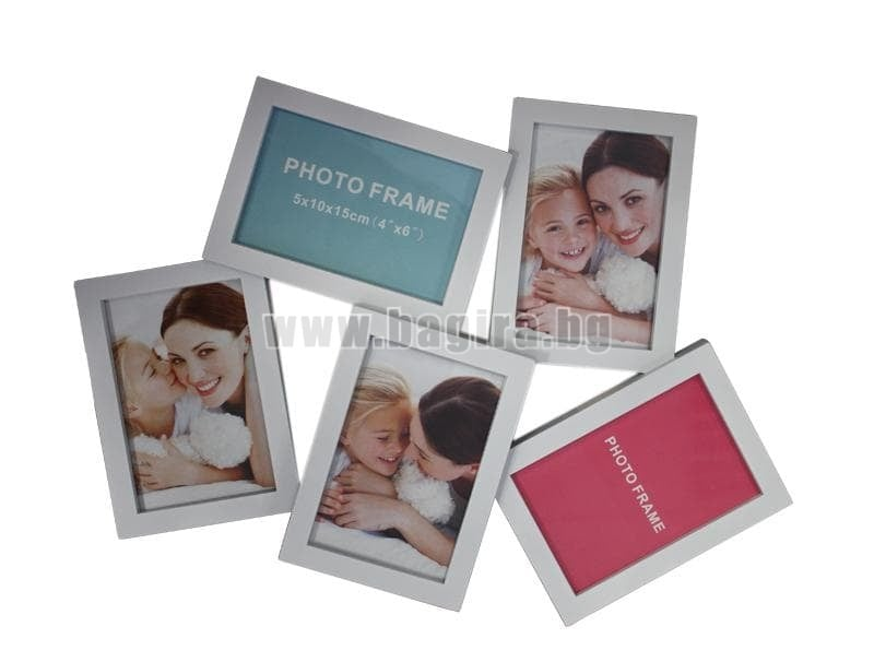 Рамка за снимки 3448 - бяла