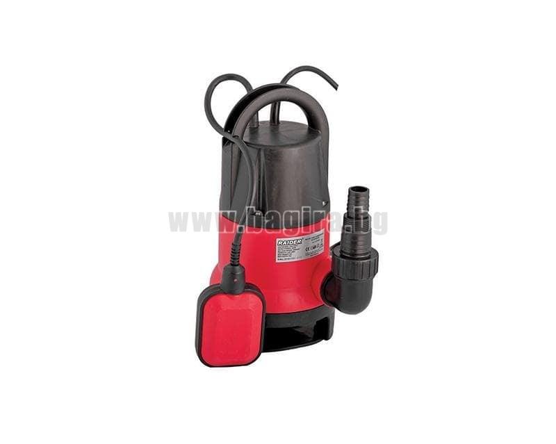 Помпа водна потопяема за мръсна вода RD-WP002EX