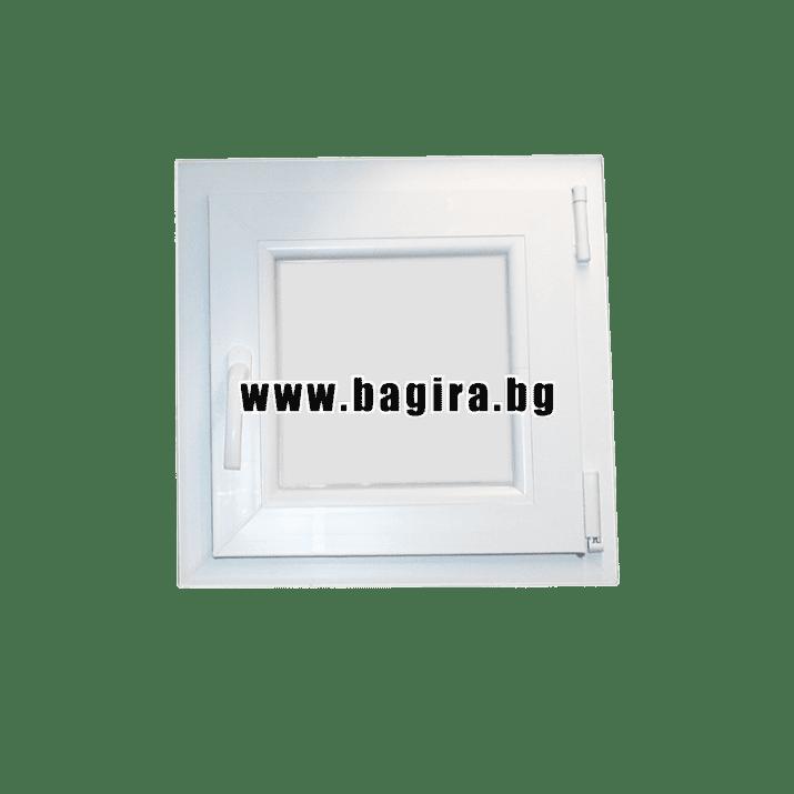PVC Прозорец - десен