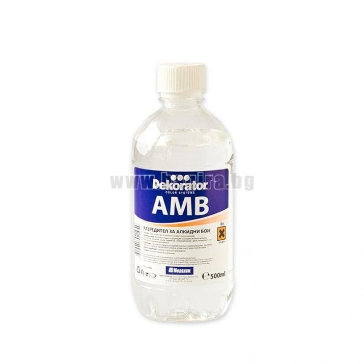 Разредител AMB МЕГАХИМ 0.5 л.