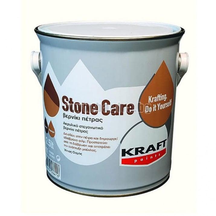 Лак за камък Stone Care Лак за камък Stone Care 2.5 л.