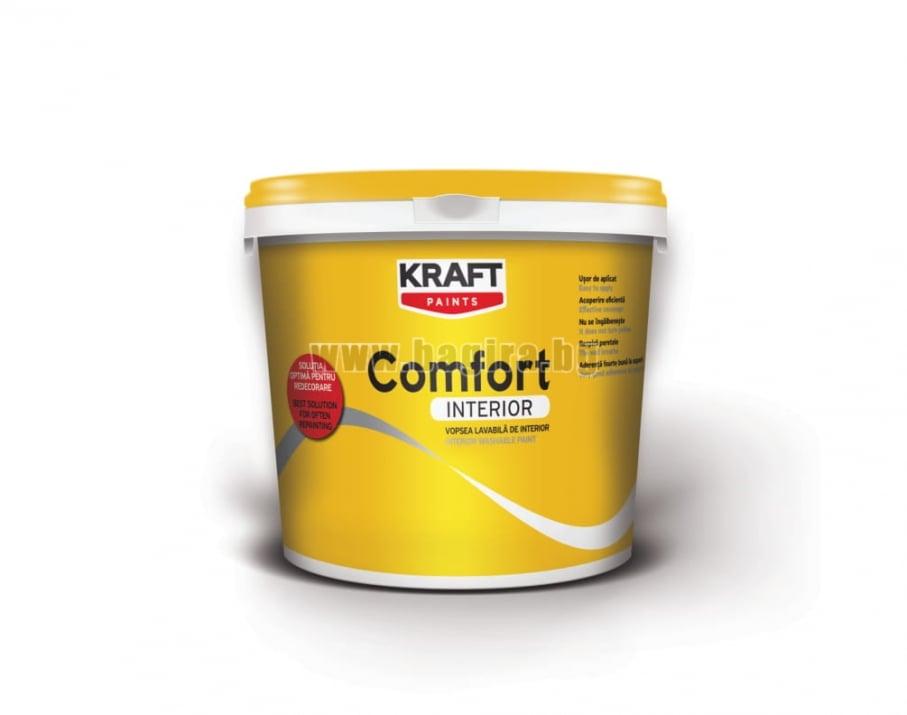 Латекс Комфорт/ Comfort Латекс Комфорт 4 л. - КРАФТ
