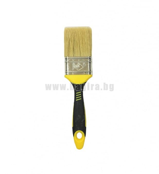 Четка за боядисване-естествен косъм Soft