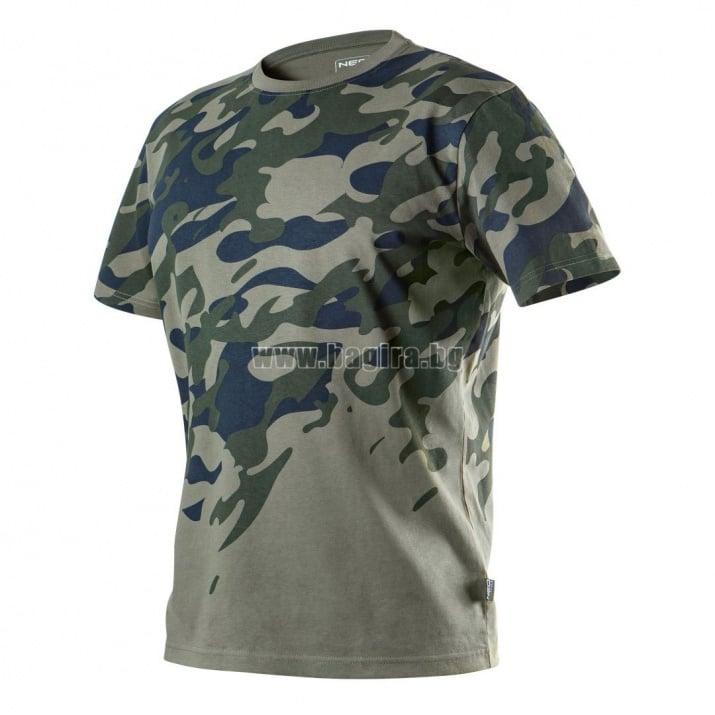 Тениска Камуфлаж XL Neo Tools