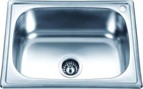 Кухненска мивка алпака за вграждане