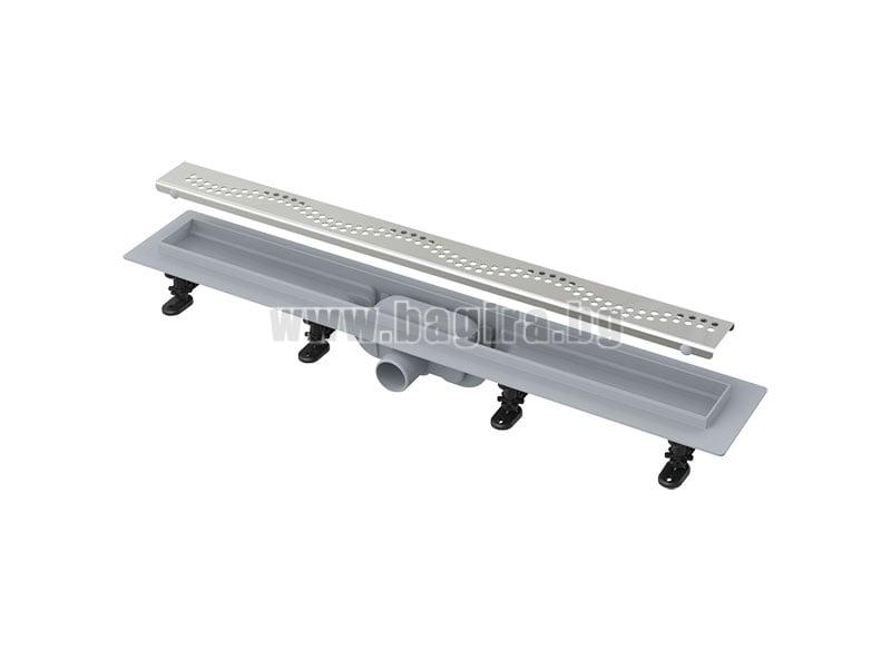 Линеен подов сифон APZ8-850 мм. Alca Plast