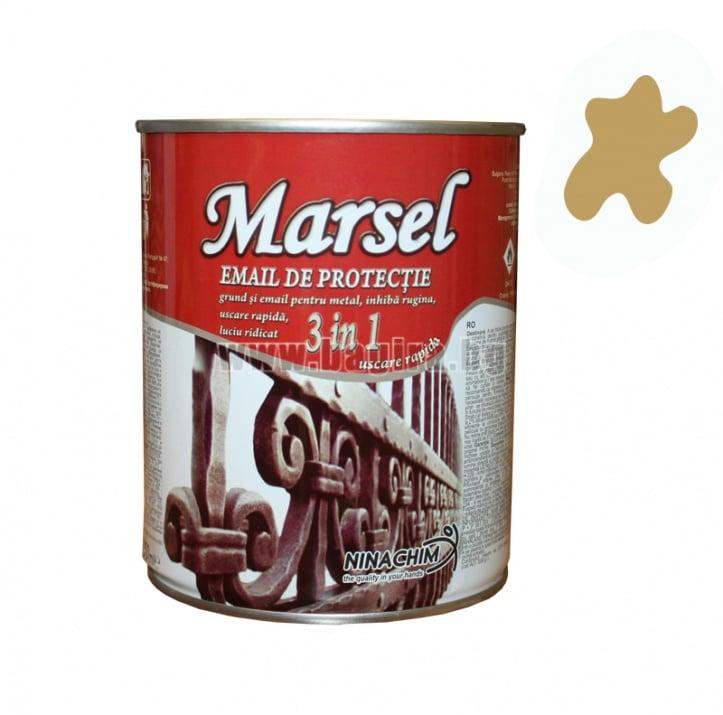 Алкиден емайллак 3в1 Marsel  Алкиден емайллак 3в1 Marsel - старо злато