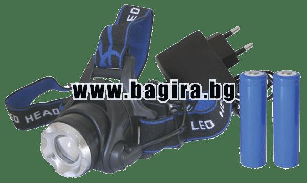 LED фенер за глава