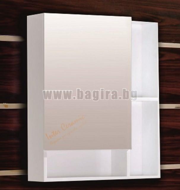 Шкаф огледален/ горен 5070-50 RECYCLE