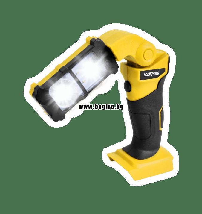 Фенер акумулаторен 3W