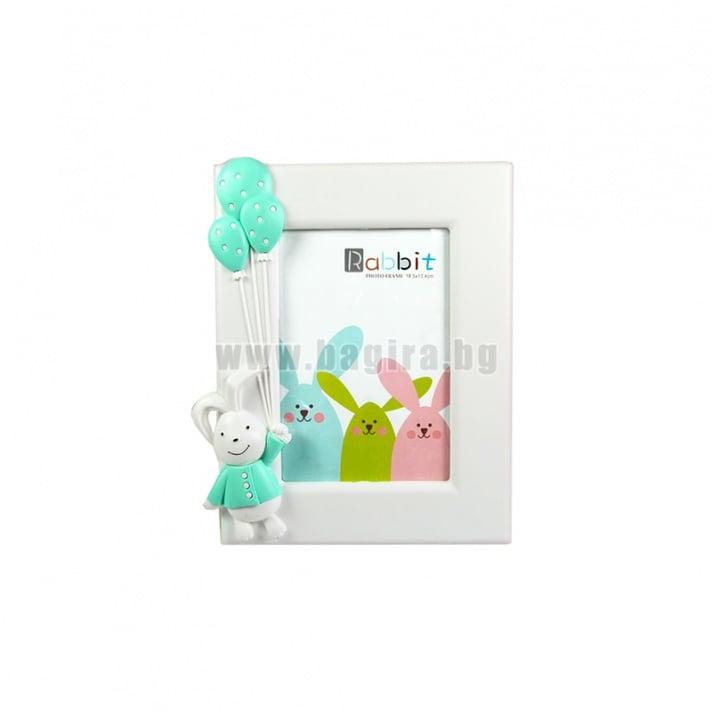 Детска рамка Rabbit