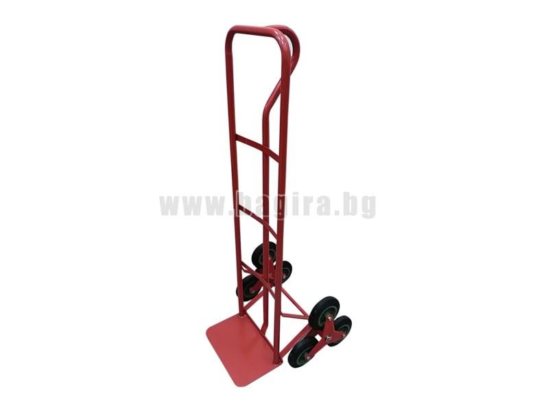 Количка за стълби с 3 колела до 150 кг.