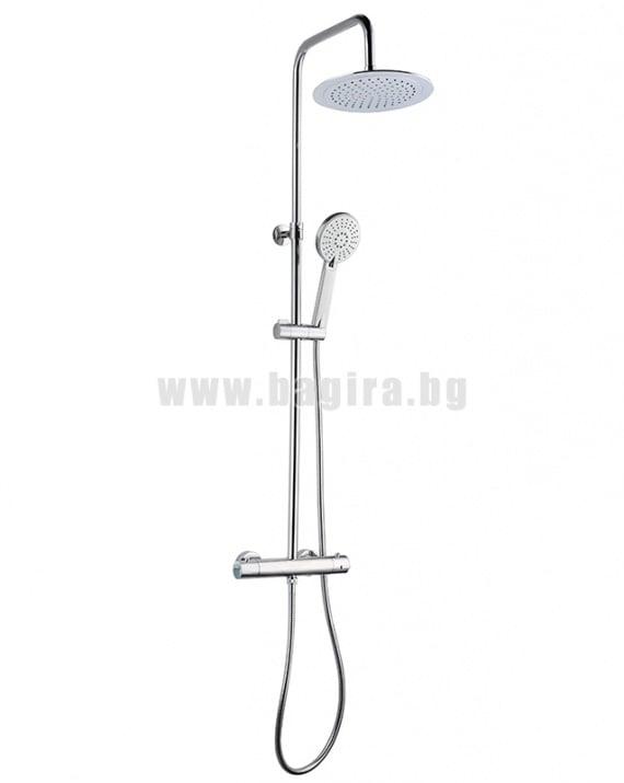 Термостатна душ система Lyra Disflex