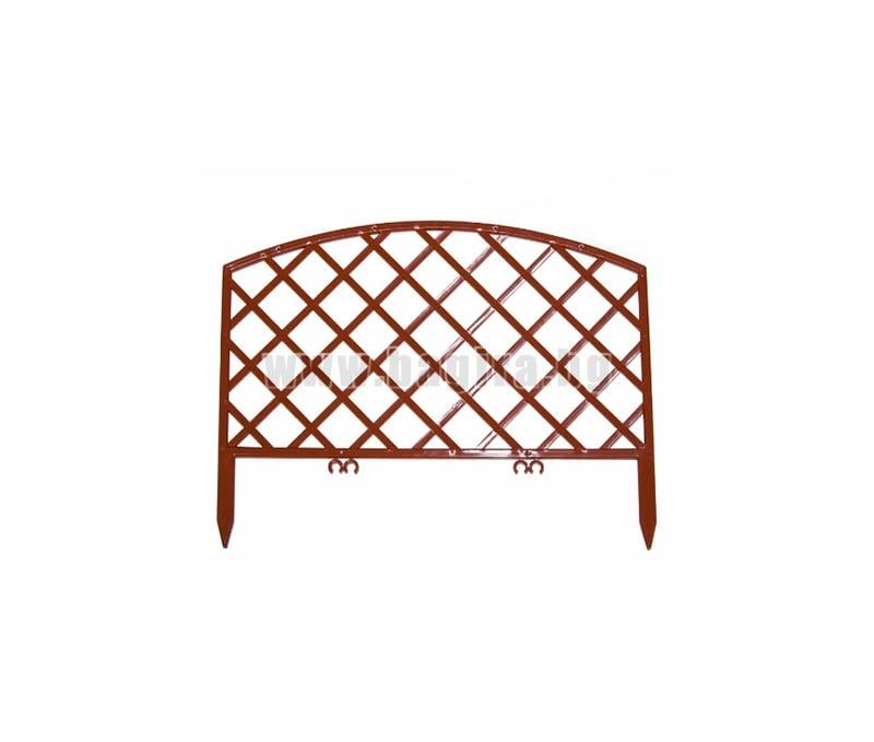 Декоративна ограда Полимерсад