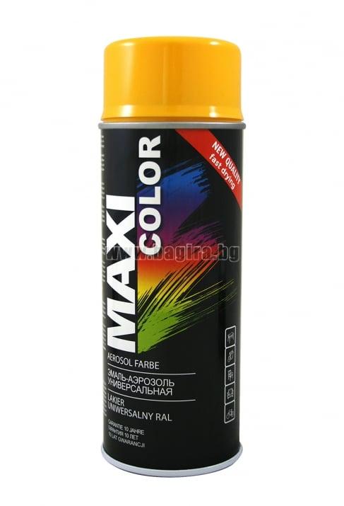 Бързосъхнеща акрилна спрей боя Maxi Color Спрей боя Maxi Color RAL 1003