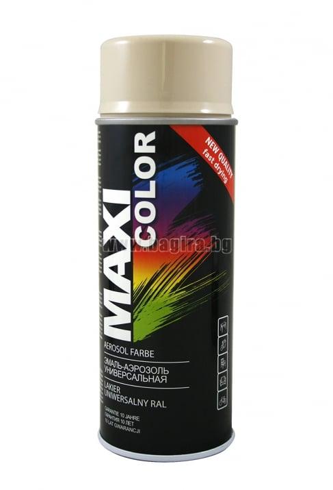 Бързосъхнеща акрилна спрей боя Maxi Color Спрей боя Maxi Color RAL 1015