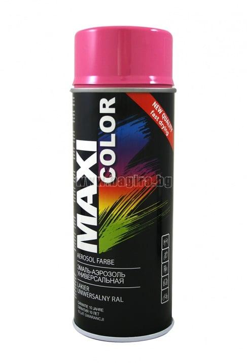 Бързосъхнеща акрилна спрей боя Maxi Color Спрей боя Maxi Color RAL 4003
