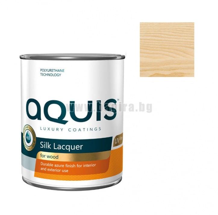 Копринен лак Aquis Копринен лак Aquis - Безцветен