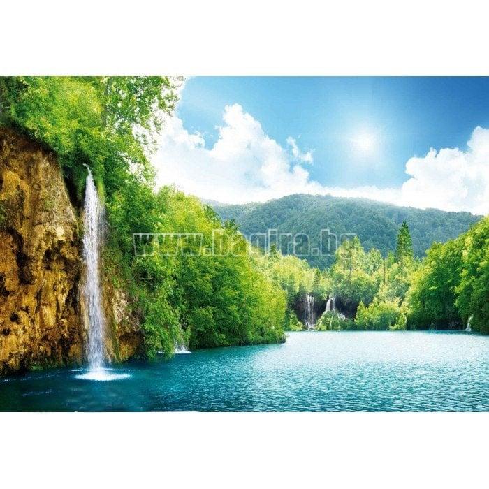 Фототапет Водопад