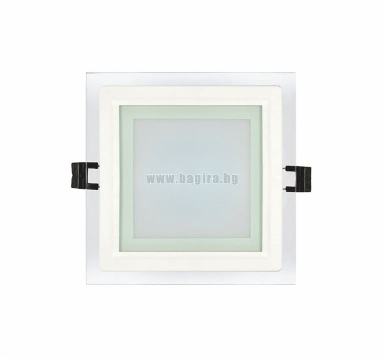 Квадратен LED панел  за вграждане D-IL